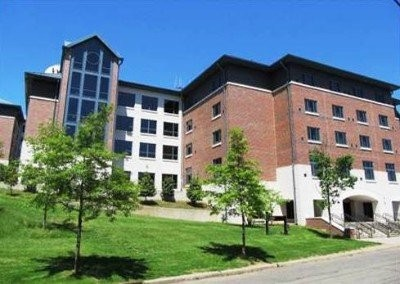 New Residence Hall- William Paterson University