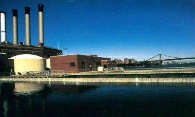 Red Hook Water Pollution Control Plant